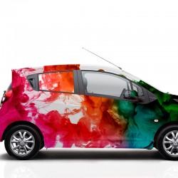 Microperforado para vehículos
